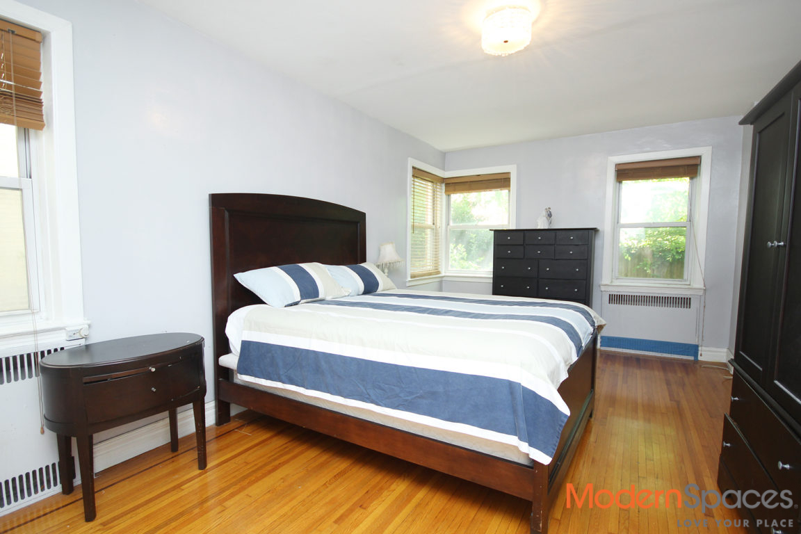 2 Bedroom 1 Bath Prewar Corner Unit in Historic Jackson Heights