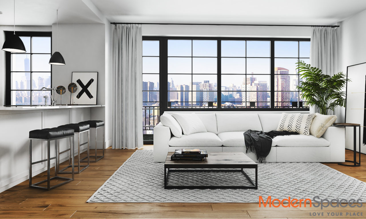 The Harrison, New to Market, Penthouse 2 Bedrooms and 2 Baths