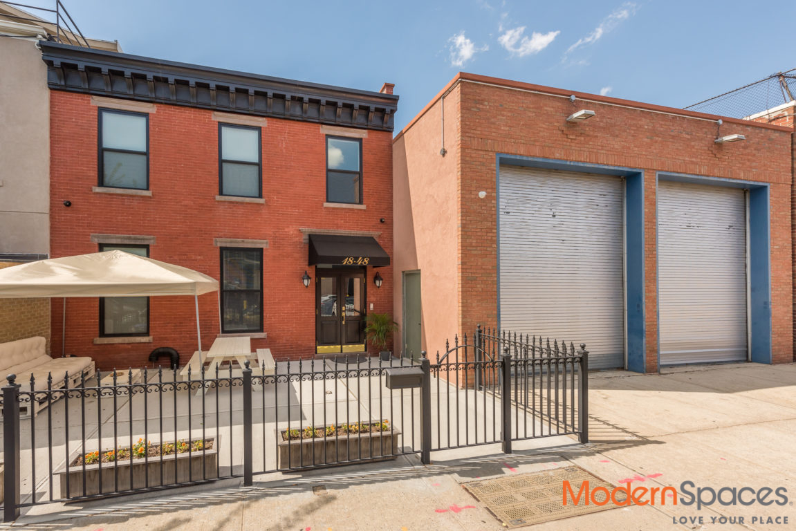 Unique Mixed-Use Property in Astoria's Industrial District