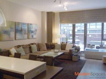 Expansive 1.5 Bedroom with Terrace near Waterfront Parks