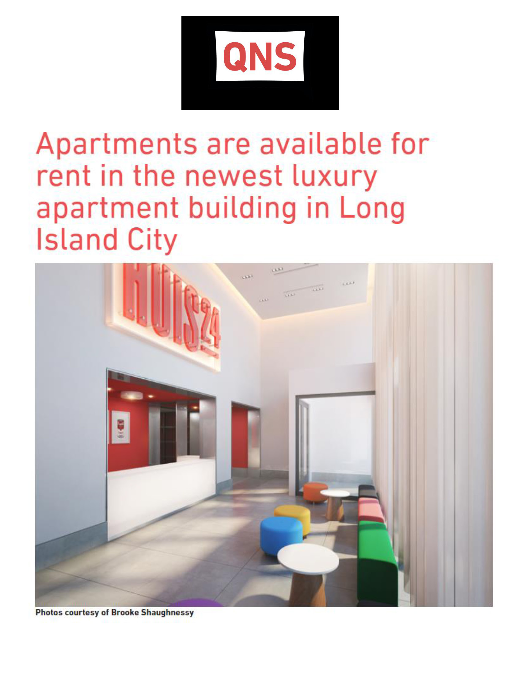 Apartments are available for rent in the newest luxury apartment ...