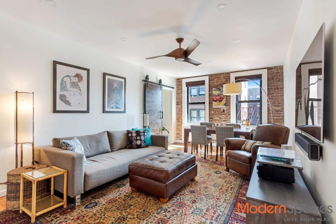 Newly Renovated Sunnyside Prewar Condo – 2 BR | HO with W/D