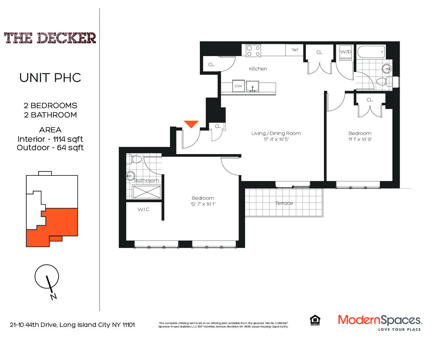 The Decker PHC – $30,000 BUYERS CREDIT AT CLOSING