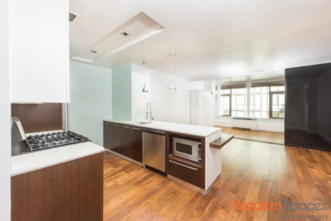 Converted 1 Bed Rental in the Powerhouse Condo
