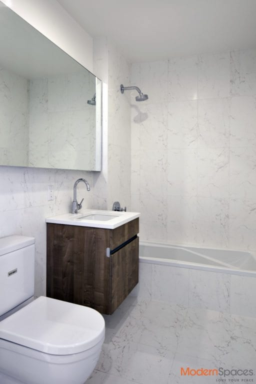 NO FEE Large North Facing 2/2 with a Balcony in a Boutique Condo