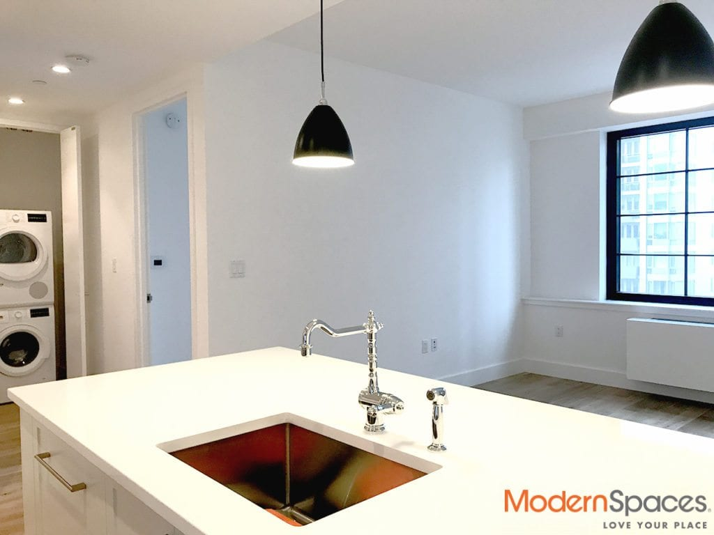 NEWLY REDUCED + 1 FREE MONTH for 1-BR RENTAL w/SUPERB NYC STYLE at recently launched HARRISON