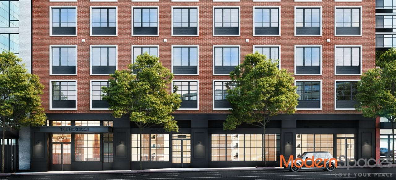New to Market, The Harrison, 2 Bedrooms and 2 Baths with Terrace