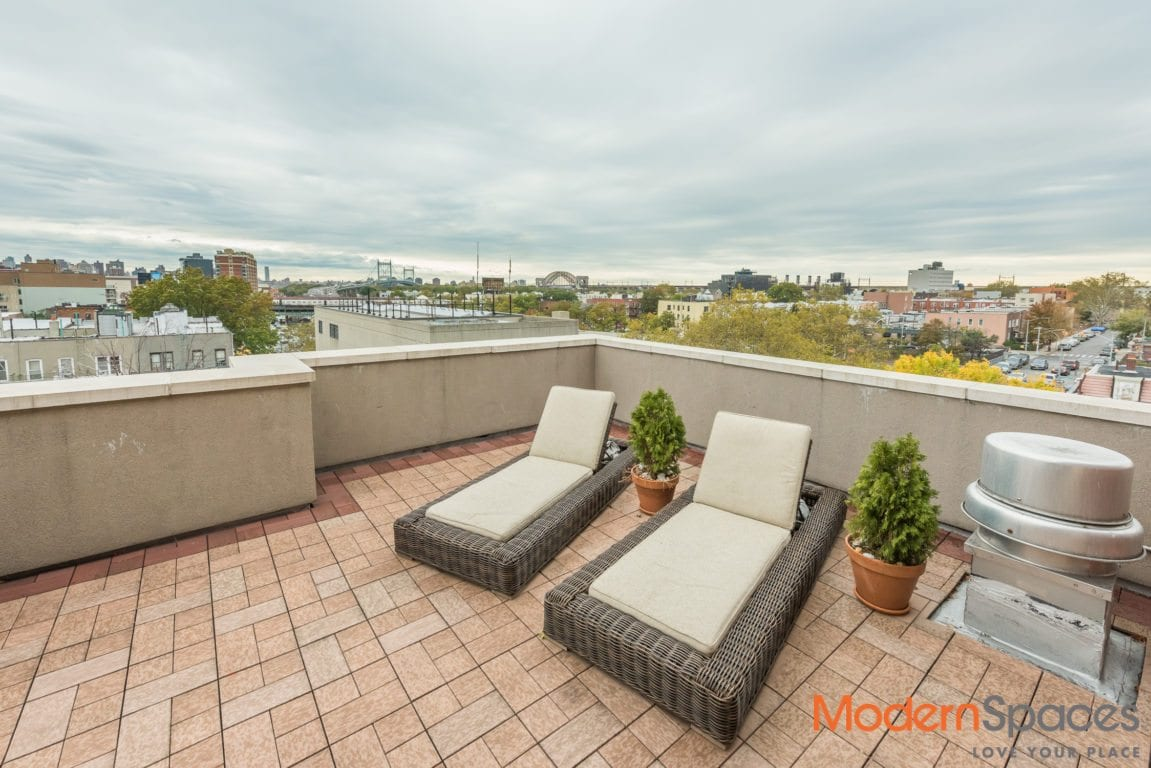 One Bedroom Penthouse- Private outdoor Terrace -Parking Included