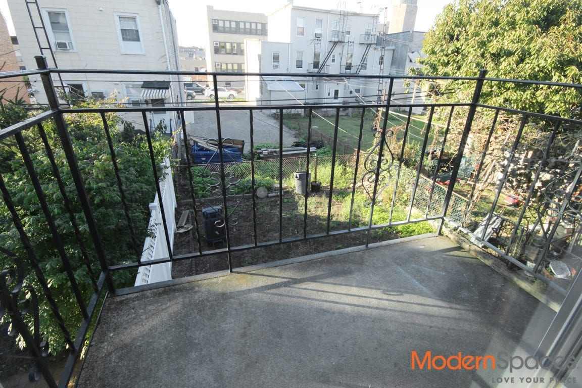 Gut Renovated 3 Bed with 2 Full Baths and 2 Balconies Less than 3 blocks from Train
