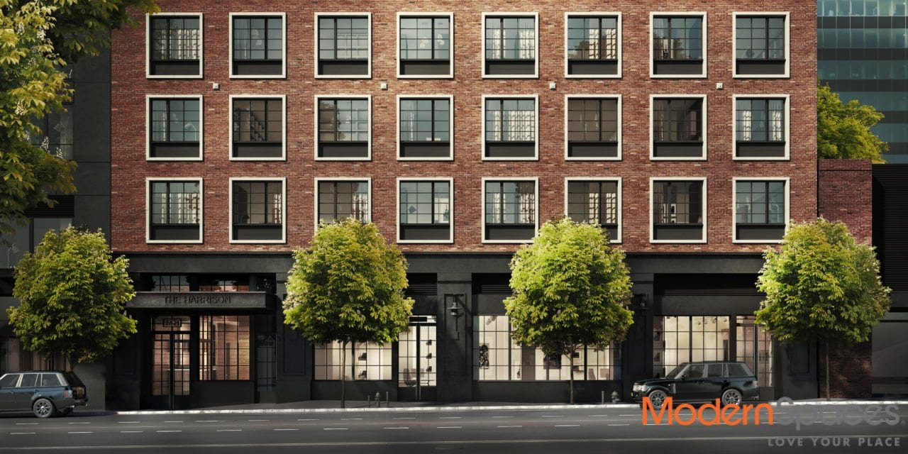 New to Market, The Harrison, 2 Bedroom and 2 Baths