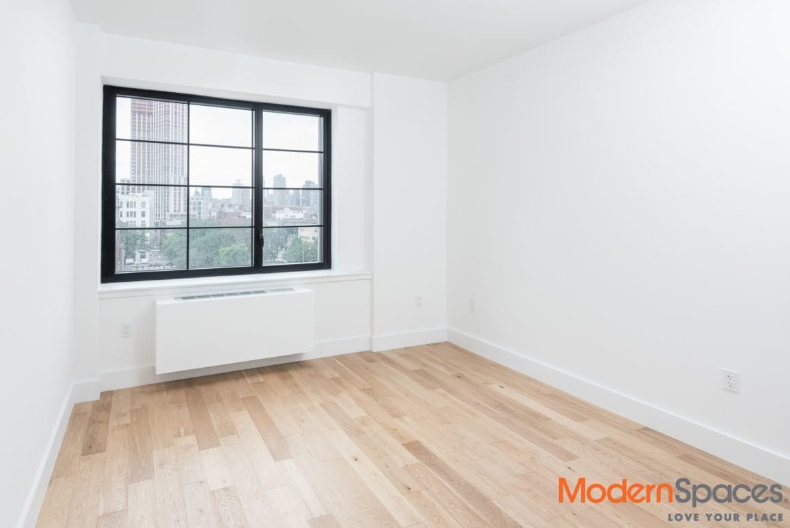 Luxury 2 Bed 1 Bath – Condo Apt. W/D, Gym, Doorman, Roof Deck