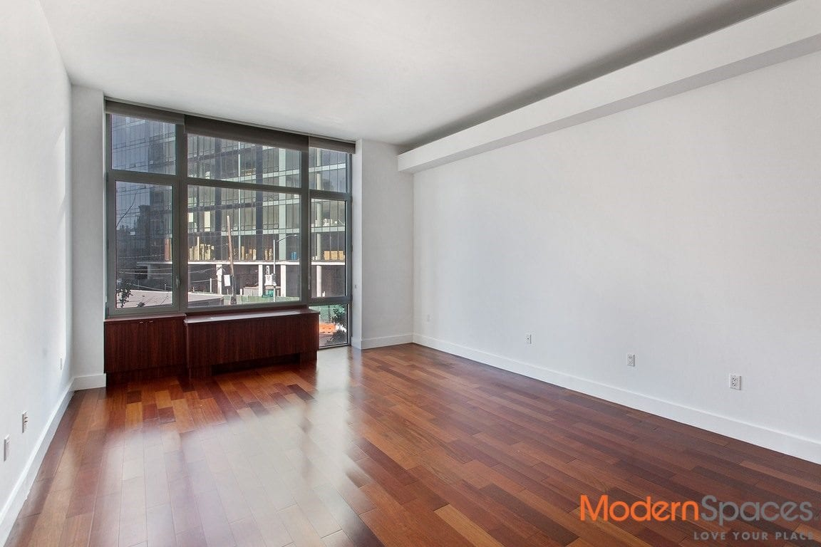 New to market, loft like spacious 2 bedrooms with high ceilings and top of the line appliances.