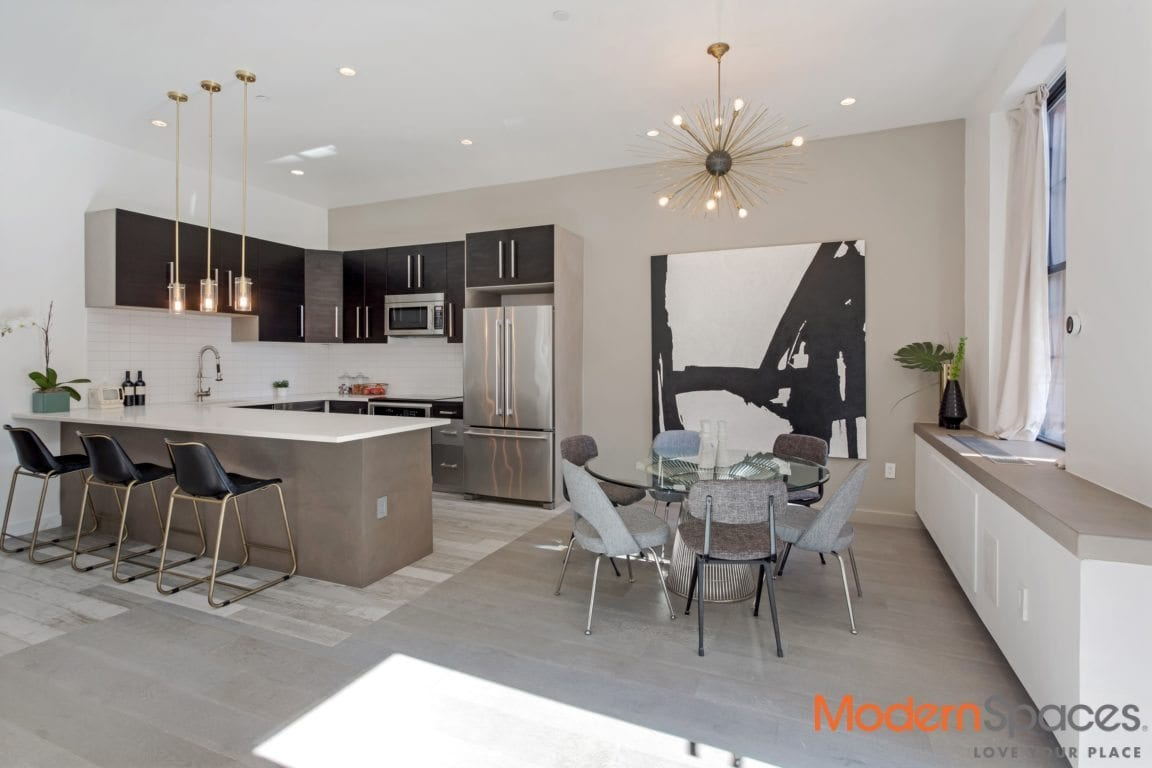 2,215 Sq. Ft. Duplex with 889 Sq. Ft. Terrace