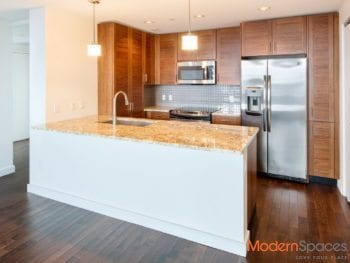 2 bedrooms 2 baths rental available at the Aston condominium in Forest Hills