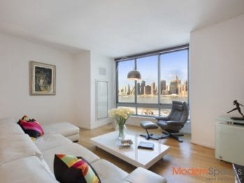 The View, Beautiful 2 bedrooms/2 bath with spectacular Direct Manhattan skyline, water and city views