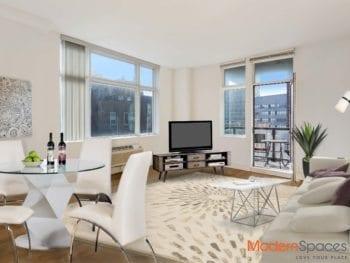 Price Reduction! Unsurpassed Bright Corner 1-Bedroom w/Balcony Close to LIC Waterfront