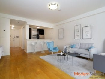 First time on Market!  Spacious South Facing Studio in LIC