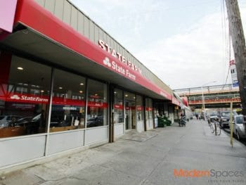 1600 SQFT RETAIL SPACE – High Foot Traffic * Full Basement