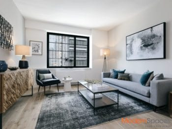 Brand New LIC 1BR Condo for rent – Steps to subway