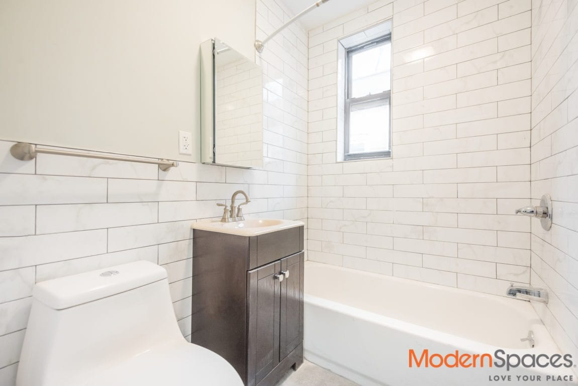 GUT RENOVATED BEDROOM BATHROOM APARTMENTS IN PRIME ASTORIA - How to gut a bathroom