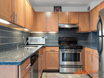 Great 1 bedroom condo apt/ private terrace, only 15 mins to midtown