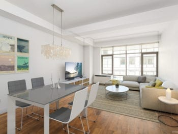 Price Reduction! Stellar 1 Bedroom/ 1 Bath in Highly Sought POWERHOUSE near Waterfront