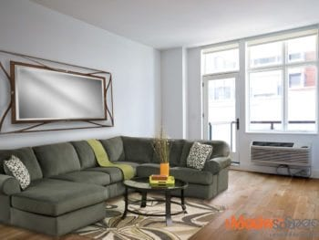 Efficiently Designed 1 Bedroom w/Charming Balcony Close to Waterfront
