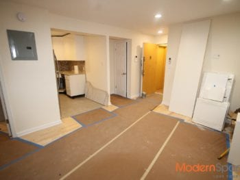 Brand New Gut Renovated Two Bedroom w/Outdoor Space – Available Now!