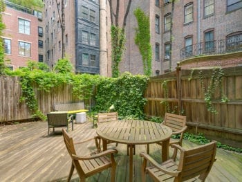 Extremely Rare 1 Bedroom with Private Patio /Yard at Gramercy's Irving Place