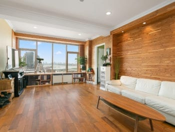 Unparalleled Views w/ Southern Exposure at Stylish 2BR/2BA at Powerhouse