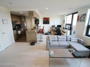 Top Floor 1 Bed 1 Bath – Huge Private Terrace! Gym, Laundry on site