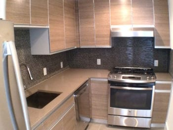 Modern 2 Bed 2 Bath w/ Home Office! TWO Private Terraces – Gym, Laundry