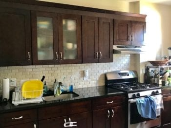 EXTRA LARGE -WHOLE FLOOR TWO BEDROOM WITH A HOME OFFICE***CLOSE TO M/R TRAINS