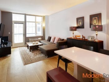 1 BED / 1 BA with Balcony at YARD – Close to Gantry Park's Waterfront Enjoyment