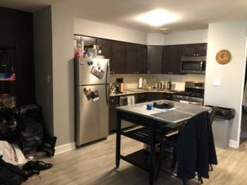 Massive 3 bedrooms with 2 Full bathrooms