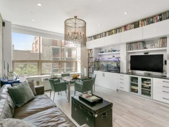 Exquisite Southeast Corner 2BR/2Ba with Superb Upgrades at POWERHOUSE