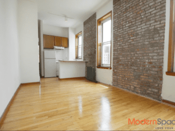 PRIME LOCATION 1 BEDROOM APARTMENT JUST A BLOCK AWAY FROM THE BROADWAY N&W TRAIN STATION